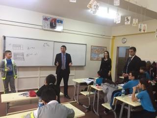 İlçe Milli Eğitim Müdürü Paşali Beşli'den Öğretmen ve Öğrencilere Mesaj Var