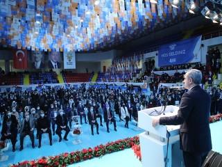 AK Parti Beylikdüzü yeni başkanı Mustafa Günaydın oldu