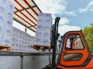 Esenyurt Belediyesi 60 Bin Gıda Kolisi Dağıtmaya Başladı