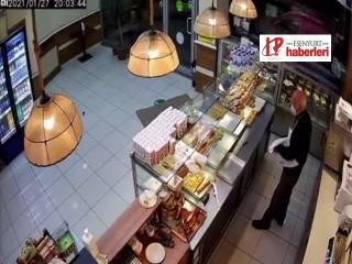 Esenyurt'ta esnafa dadanan hırsızlar yakalandı