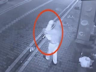 Esenyurt'ta ilginç hırsızlık; kardan adamı çaldılar