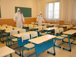 Esenyurt'ta Okullar 1 Mart'a Hazır