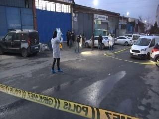 Esenyurt'ta silahlı kavga: 1'i polis 3 kişi yaralandı