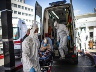 Mutant virüs için test başladı! Türkiye'deki hastanelere yeni test kiti gönderildi