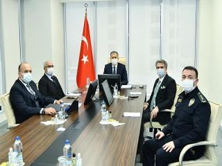 İstanbul Valisi Ali Yerlikaya'dan Esenyurt'ta ziyaret