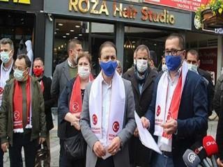 Yalova'da CHP'den 350 istifa!