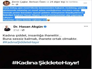 AKP'li Çağlar'dan Akgün'e Gönderme