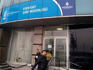 İSKİ'nin Esenyurt şubesi kapatıldı: 30 personelde Covid tespit edildi