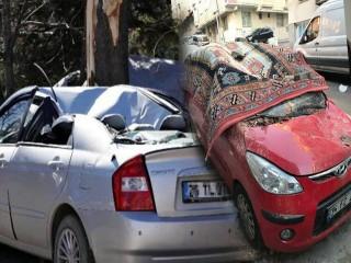 Meteoroloji uzmanından Perşembe için uyarı: Araçlarınızı kapalı yerlere alın