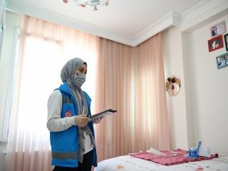 Esenyurt Belediyesi Nisan ayında bin 536 vatandaşa sağlık hizmeti verdi