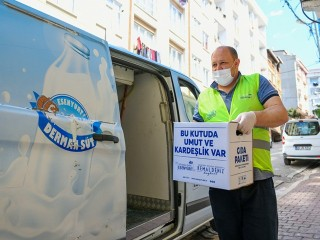 Esenyurt Belediyesi, Tüm İmkanları İle İhtiyaç Sahibi Vatandaşların Yardımına Koşuyor