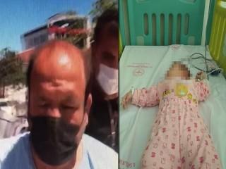 Esenyurt'ta korkunç olay! Karısını bıçakladı, 2 yaşındaki kızını boğarak öldürmeye çalıştı