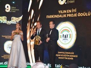 Türkiye 9.kez Digital enlerini seçti!