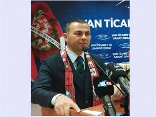 Vanspor FK Başkanı Seyithan İzsiz oldu