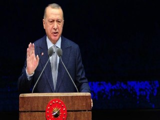 Cumhurbaşkanı Erdoğan: Kolları sıvadık diye duyurdu