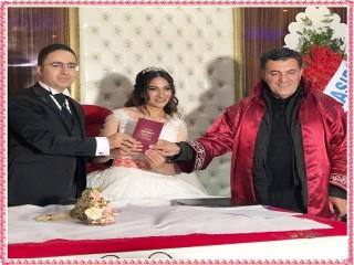 Fuat Işıklı Muhteşem bir Düğün ile Dünya Evine girdi