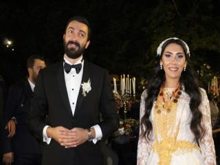 Saffet Kaya'nın kızı ve damadına 2 milyon lira ve 4 kilo altın takıldı