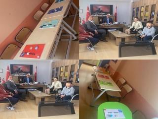 Samyeli Engelsiz Yaşam ve Eğitim Derneği Esenyurt'ta özel öğrencilere defter kalem dağıttı