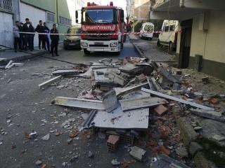 Avcılar'da bir evde patlama: 1 yaralı