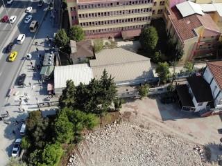 Avcılar'da depremde yıkılan caminin 2 yıldır yapılması bekleniyor