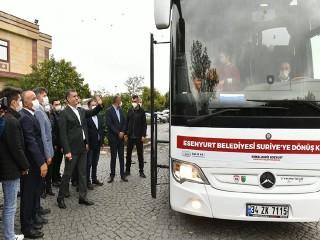 Esenyurt Belediyesi, Suriyelileri ülkelerine gönderiyor!