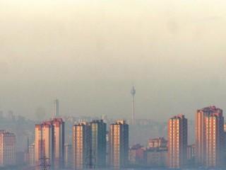 Esenyurt'ta hava kirliliği alarm veriyor!