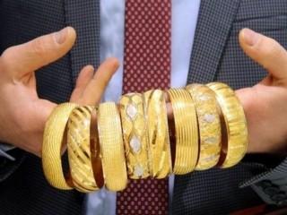 İşte 14, 18 ve 22 ayar altın bilezik fiyatları...