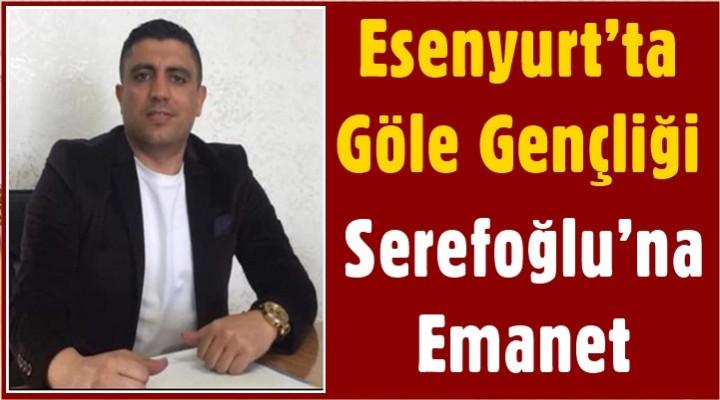 Esenyurt'ta Göle Gençliği Serefoğlu'na Emanet