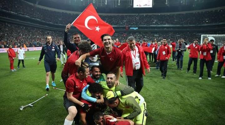 Ampute Milli Takımımız, Avrupa şampiyonu oldu!