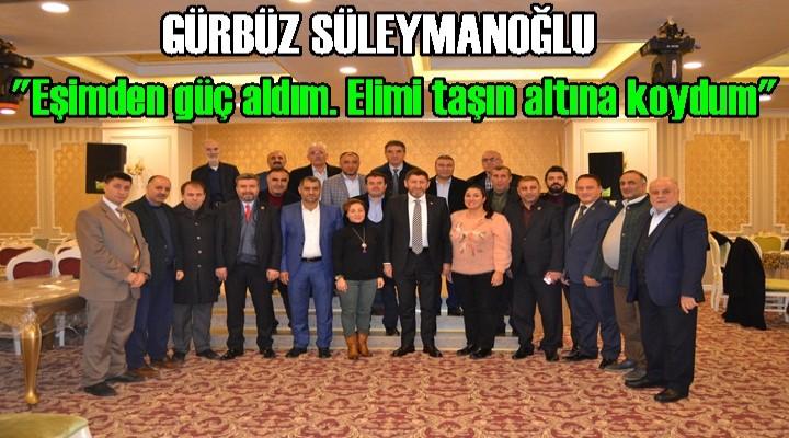 """Süleymanoğlu, """"Eşimden güç aldım. Elimi taşın altına koydum"""""""