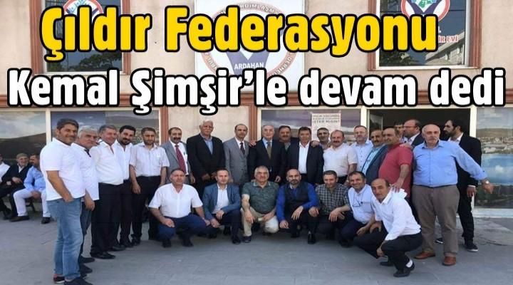 Kemal Şimşir Güven Tazeledi