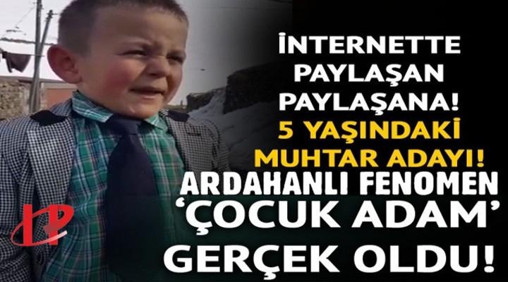 Türkiye Ardahan Damallı Çağatay'ı konuşuyor