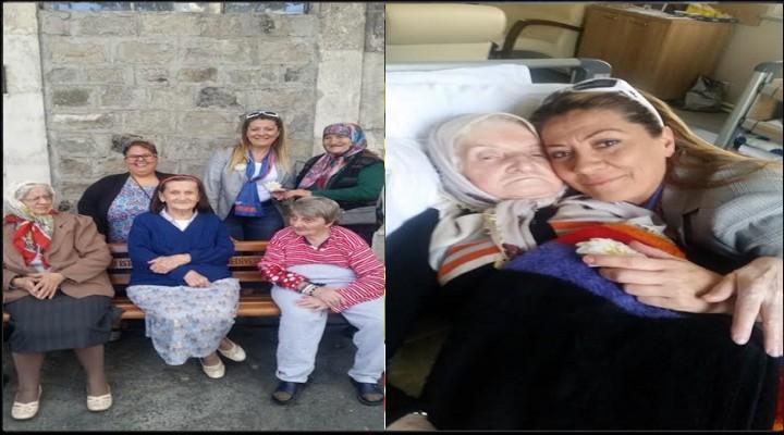 Beykent Rotary Yaşlıları Yalnız Bırakmadı