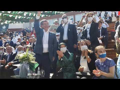 Esenyurt Gelecek Partisi 1. Olağan Kongresini yaptı..