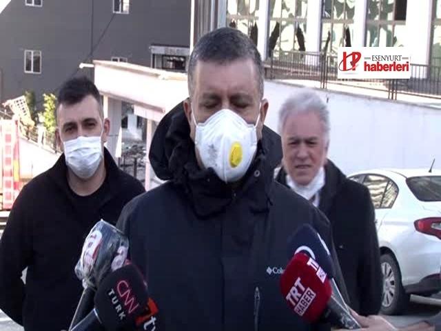 Başkan Bozkurt'tan: Patlama hakkında açıklama