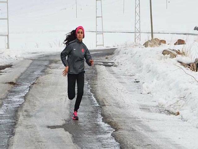 Ardahan'da çobanlıktan olimpiyatlara başarı hikayesi!