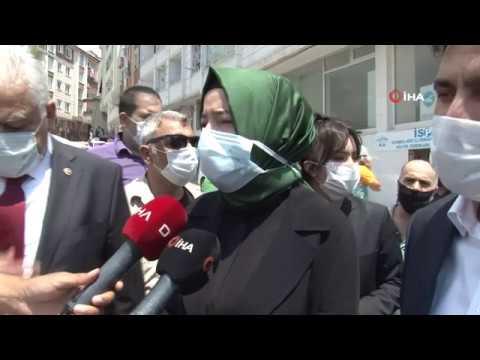 AK Parti Genel Başkan Yardımcısı Fatma Betül Sayan, Esenyurt'ta İncelemelerde Bulundu