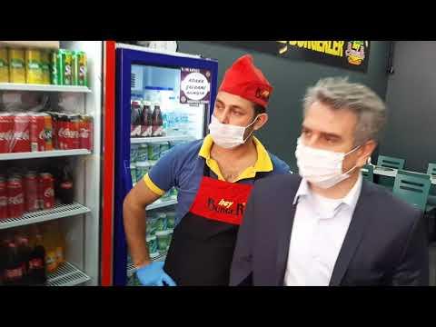 Kaymakam Karagül, Esenyurt Genelinde Denetlemelerde bulundu..