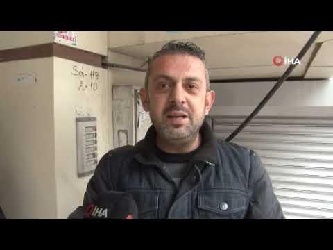 Esenyurt'ta Evi Soyduktan Sonra Arabayı da Çalıp Kaza Yaptılar