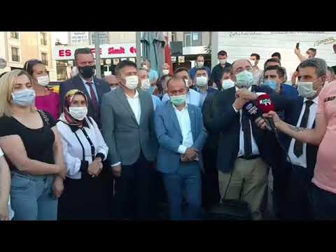 CHP Esenyurt ilçe Başkanlığı'ndan Basın Açıklaması